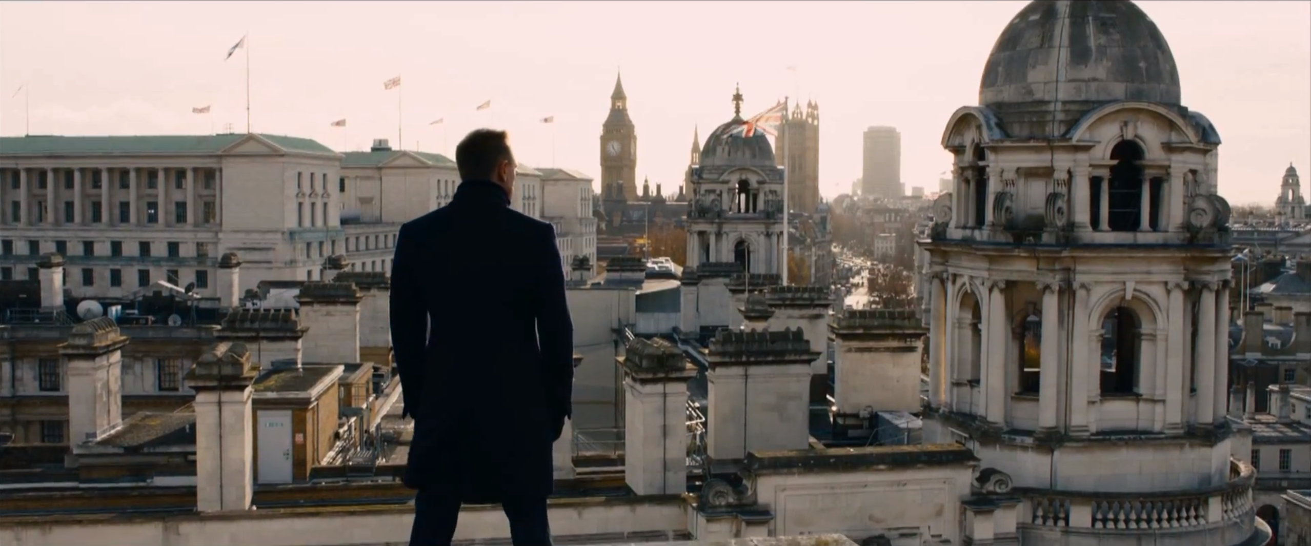 7 James Bond Filming Locations In London