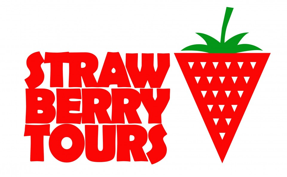 strawberry tour...
